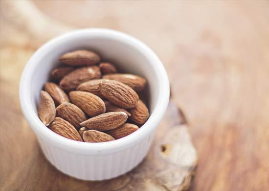 Tłuszcz i zdrowa dieta - Orzechy